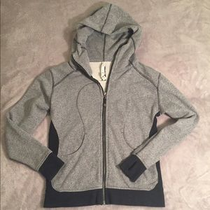 Lululemon On The Daily Hoodie Jacket